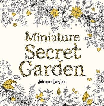 Johanna Basford : Miniature Secret Garden - målarbok