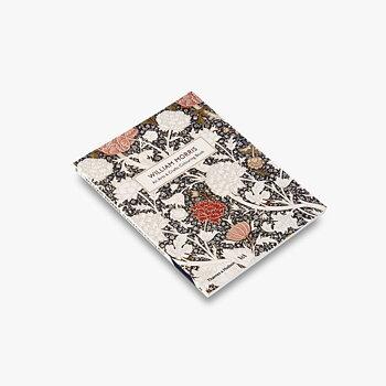 William Morris : An Arts & Crafts Colouring Book - Målarbok med tidlösa mönster att färglägga