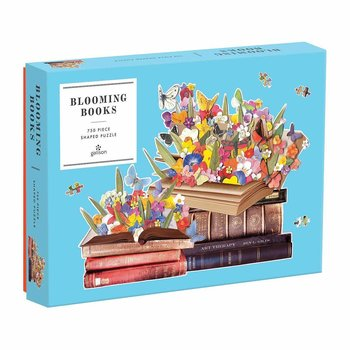 Pussel 750 bitar : Blooming Books