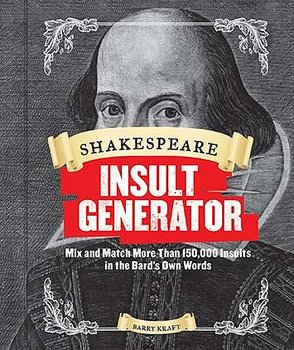 William Shakespeare : Insult Generator