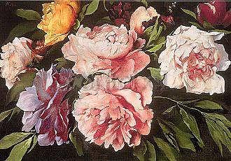 Anselm Feuerbach : Pioner 1871 - Kort med kuvert