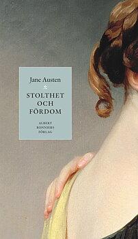 Jane Austen : Mjukbunden med flikar och läsband - Stolthet och fördom