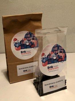Bokvännens utvalda te : Japansk körsbär Grönt premiumte - påse med 10 gram