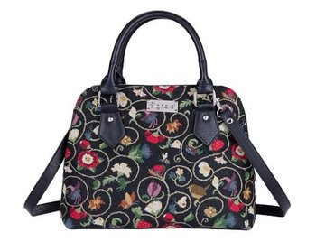 "Jacobean Dream :  Convertible bag  - ""Mary Poppinsväska"" mindre"