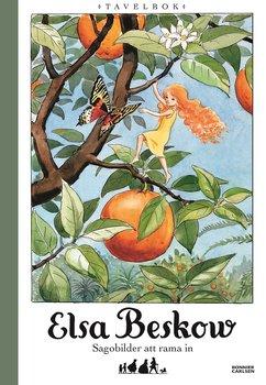Elsa Beskow : Tavelbok med sagobilder att rama in