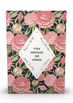 Kärlek: Noveller Woolf, Wilde, Shelley, Tolstoy - 4 stycken i en liten ask