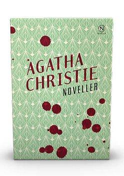 Agatha Christie : Detektivnoveller - 4 stycken i en liten ask