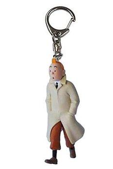 Tintin :  Nyckelring - Tintin ute och går