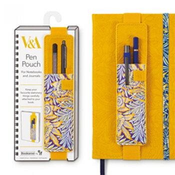 V&A Bookaroo : Morris - Pen Pouch - Håll ordning på favoritpennan!
