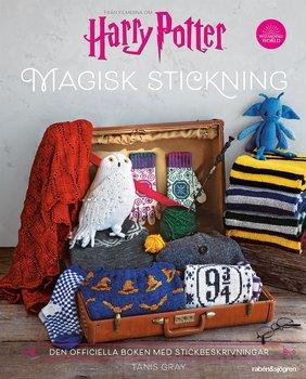 Magisk stickning : från filmerna om Harry Potter - den officiella boken med stickbeskrivningar