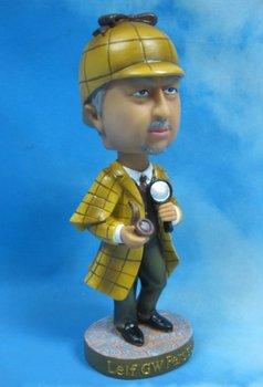 Leif G W Persson : Sherlock Holmes - Bobblehead