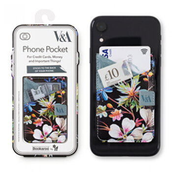 V&A Bookaroo : Kilburn - Phone Pocket - Smart plats för korten!