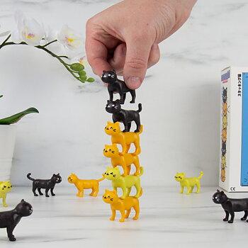 Cat-astrophe : Spel - kul tålamodsspel för hela familjen