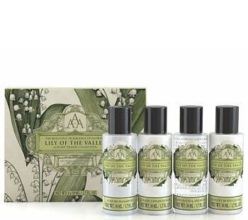 AAA : Lily of the Valley - Reseset med 4x50 ml