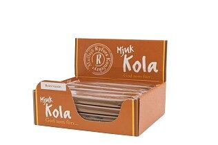 Ryfors konfektyr : Mjuk kolastång med romrussin 100 gram - Godaste kolan!