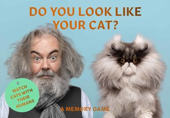 Do you look like your cat? : Memoryspel med 50 kort
