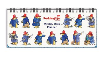 Paddington : Weekly Desk Planner - Veckoplaneringsblock
