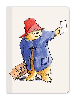 Paddington : Brevet - Skrivhäfte linjerat Mini