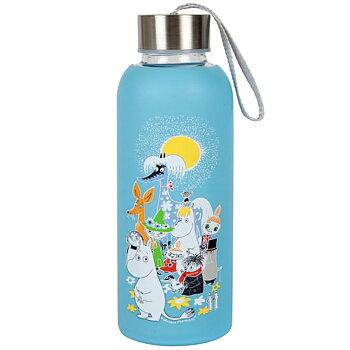 Mumin : Muminfamiljen Sommardag - flaska 4,5 dl