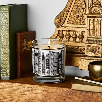 The Library : Luxury scented candle  - Doftljus i glas 200 g
