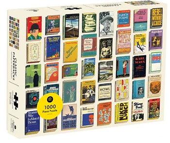 Pussel 1000 bitar : Classic Paperbacks