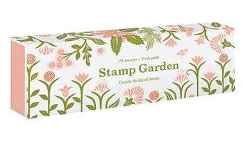 Stamp Garden : Presentask med stämplar och stämpeldyna