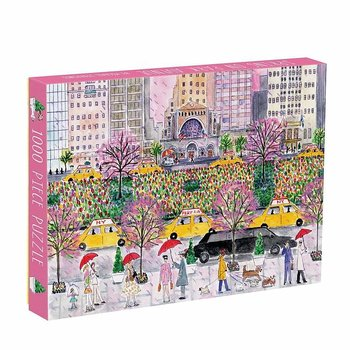 Michael Storrings : Spring on Park Avenue NY - Pussel 1000 bitar