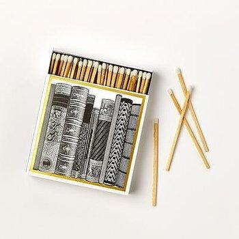 The Library : Luxury matches  - Tändstickor
