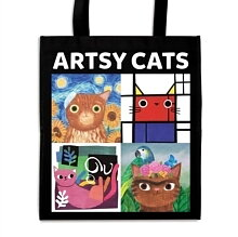 Artsy cats : Shoppingbag