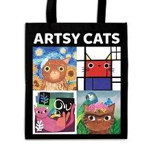 Artsy cats : Shoppingbag