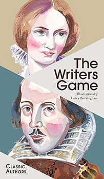 Spel : The Writers Game : Classic Authors Kortspel