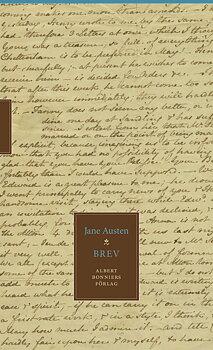 Jane Austen : Mjukbunden med flikar och läsband - Jane Austens brev