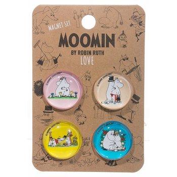 Mumin : Love - Magneter set med 4 stycken