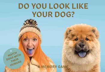 Do you look like your dog? : Memoryspel med 50 kort