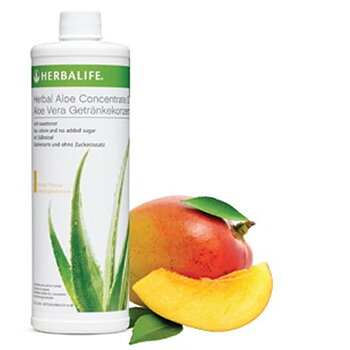 Herbal Aloe örtkoncentrat Mango