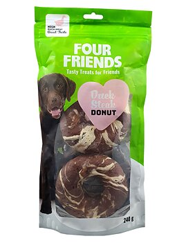 Four Friends Duck Steak Donut 2-pack