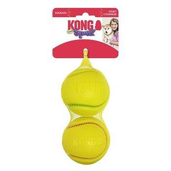 KONG Squeezz boll 2-p