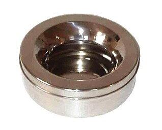 Non-spill Skål Metall