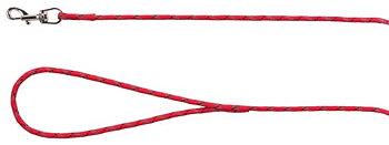 Junior spårlina, 4 m/ø 4 mm, röd