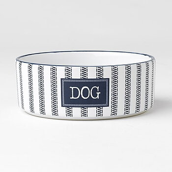 Hundskål DOG Navy