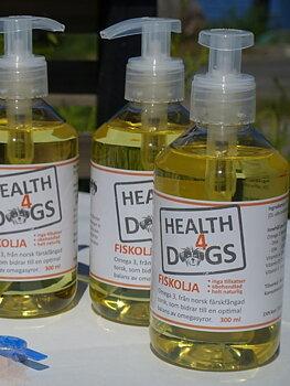 Health4Dogs Fiskolja