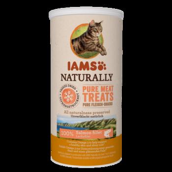 IAMS 100% Salmon Treats