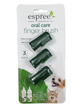 Espree Fingertandborstar 3-pack