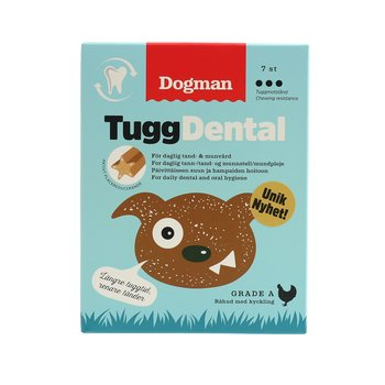 Tugg Dental m Kyckling 28p