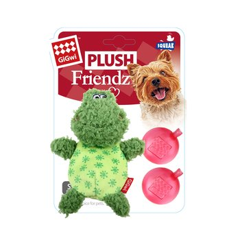 Hundlek Plush Friendz groda
