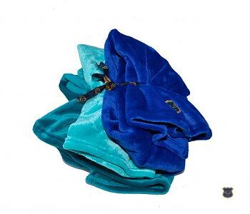 G&E Fleecepläd Aqua
