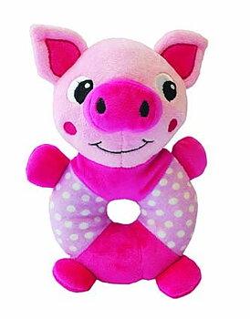 Hundleksak Play Ring-Pig Little rascals