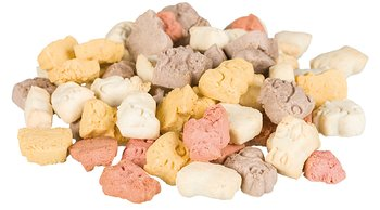 Hundkex, Cookie Snack Farmies i hink, 1,3 kg