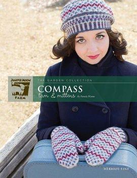 Compass Mössa och vantar