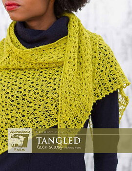 Tangled Lace Sjal
